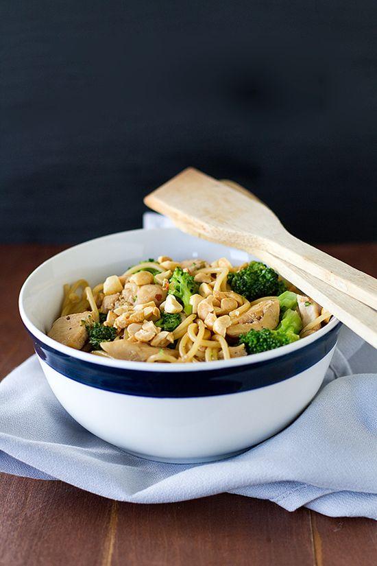 Speedy Chicken Stir-Fry