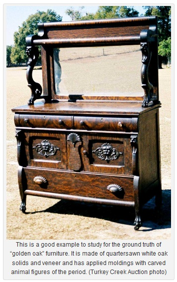 Getting the Ground Truth—Where to Go to Find Some #antique #furniture