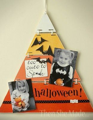 Candy Corn Message Board