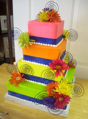 Decorated Cakes -