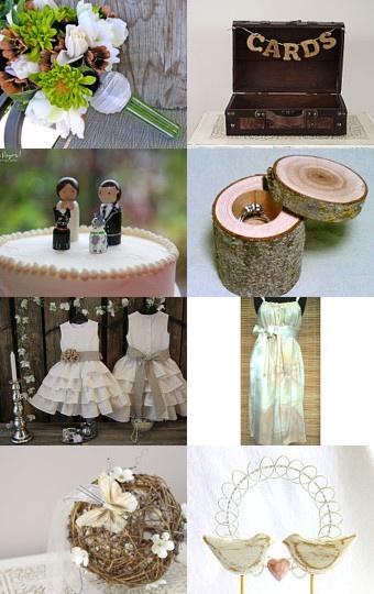 The Rustic Wedding by Green Street Mosaics