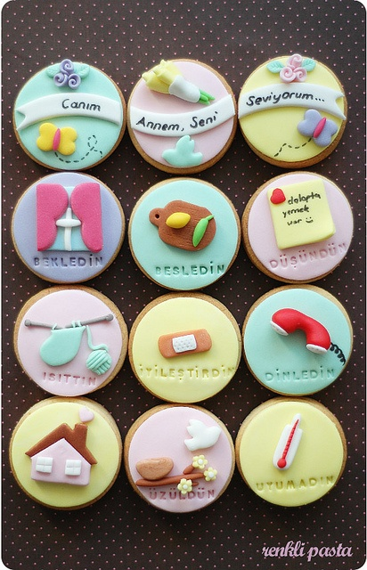 cookies for mother's day
