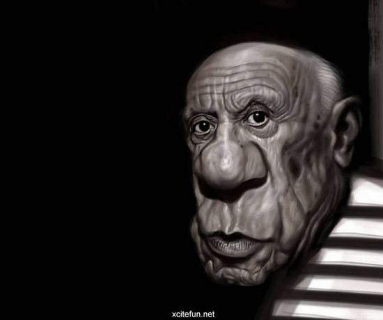 Awesome Caricatures  Funny 3D Art Faces
