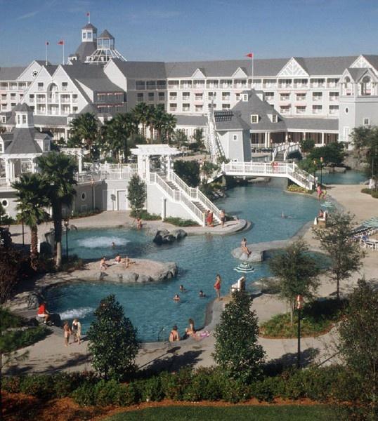 Walt Disney World Yacht and Beach Club Resorts maggie_ha