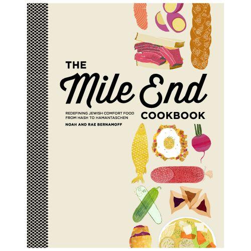 The Mile End Cookboo