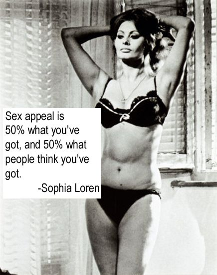 22 Brassy Quotes From Golden Age Sex Symbols