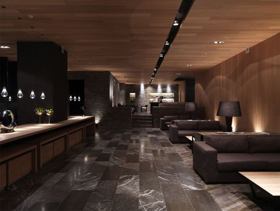 Contemporary Classic Hotel Interior