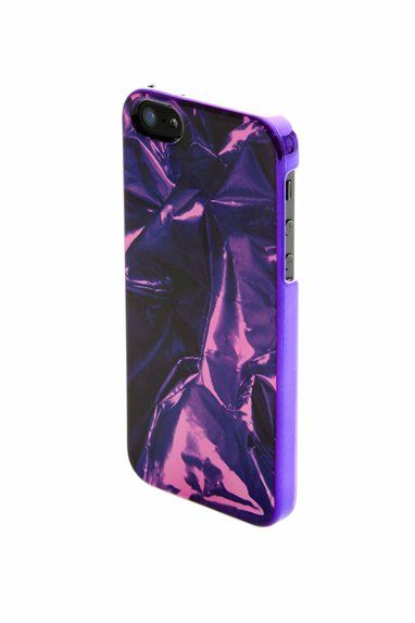 Metal Wrapper iPhone 5 Case - Marc by Marc Jacobs - Shop marcjacobs.com - Marc Jacobs
