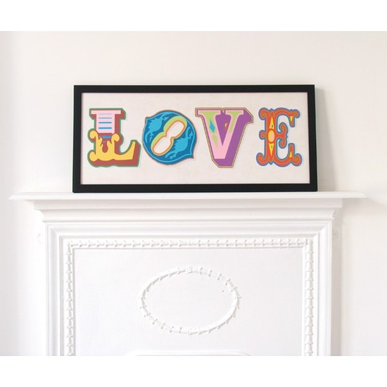 wall decor #love