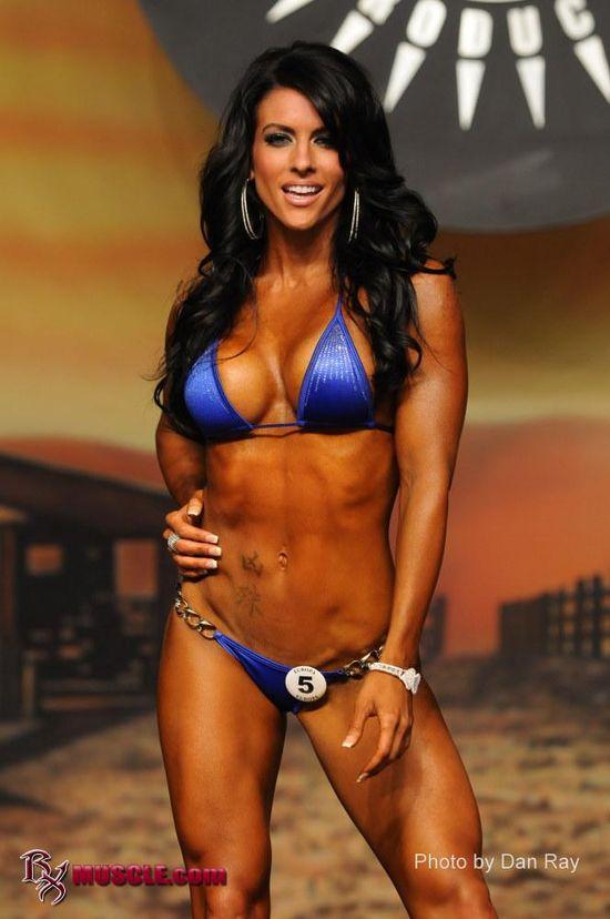 Amanda Latona, my number 1 fitness inspiration