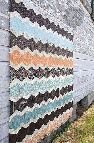 Dowager Quilt Top