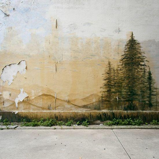 Wall mural