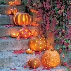 The Best DIY and Decor: Halloween Garden Decoration