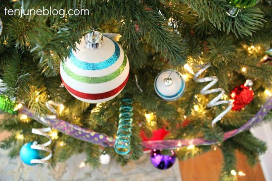 Ten June: Home Depot Holiday Style Challenge Reveal