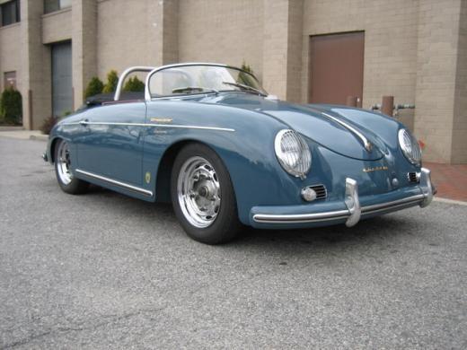 1957 Porsche 356ASpeedster