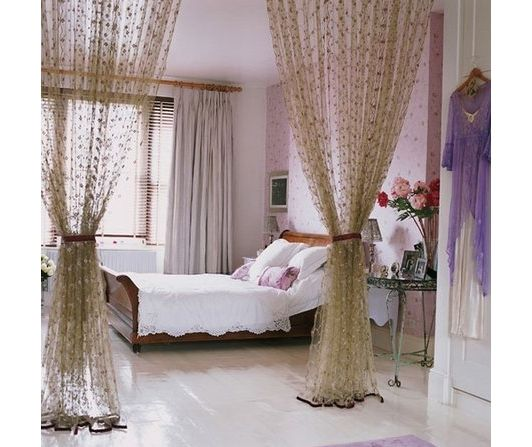 bedroom design idea - Home and Garden Design Ideas