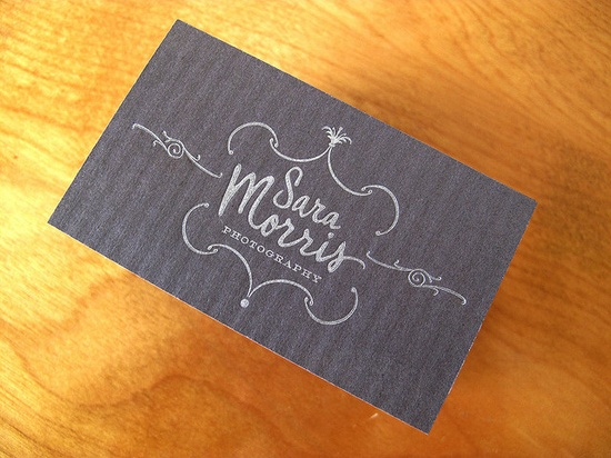 Sara M Business Card