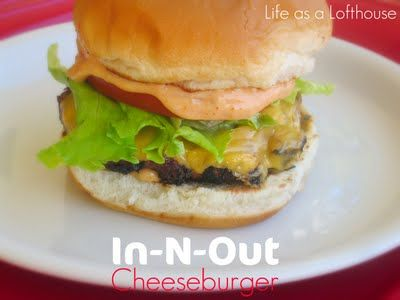 In-n- Out Cheeseburgers