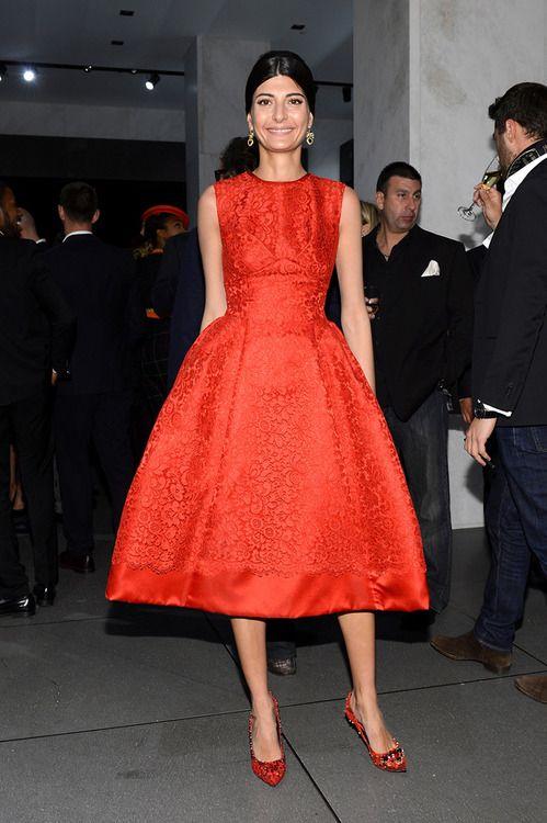 Giovanna Battaglia. Such a style icon ~
