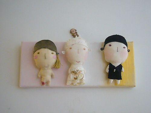three friends :)