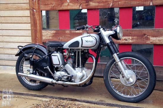 Interview: MattMachine - Pipeburn - Purveyors of Classic Motorcycles, Cafe Racers & Custom motorbikes
