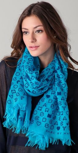 Marc by Marc Jacobs Stardust Scarf
