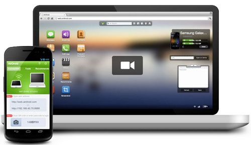 Manage & Control Android Devices Wirelessly With AirDroid