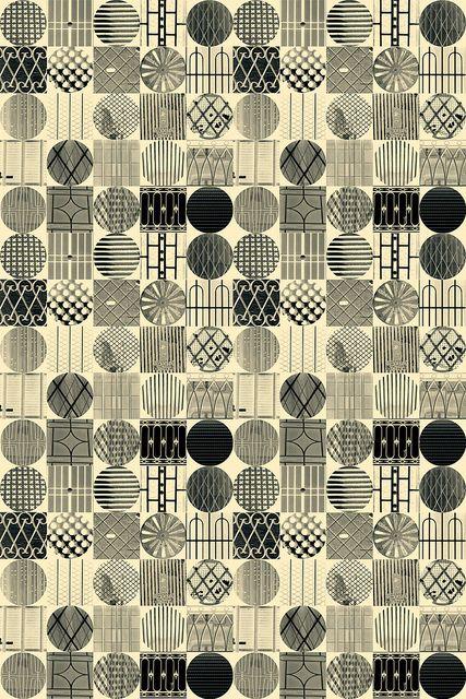 by lie dirkx, via Flickr geometric pattern