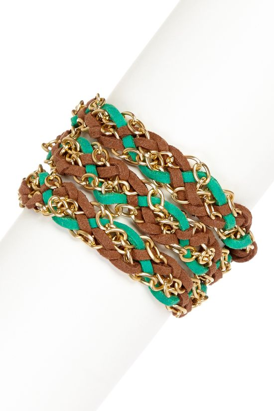 Priya Wrap Bracelet