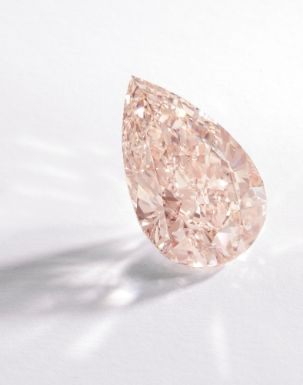Fancy Pink-Brown Diamond Ring - Sotheby's