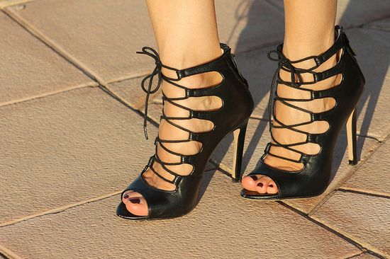 #fashion #shoes IMG_7497 by Well Living Blog, via Flickr