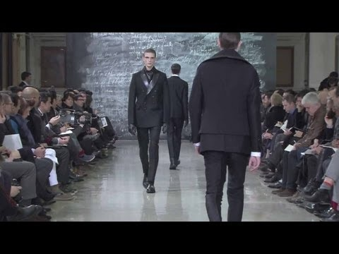 YSL Men's Fall/Winter 2012-2013 - Fashion Show