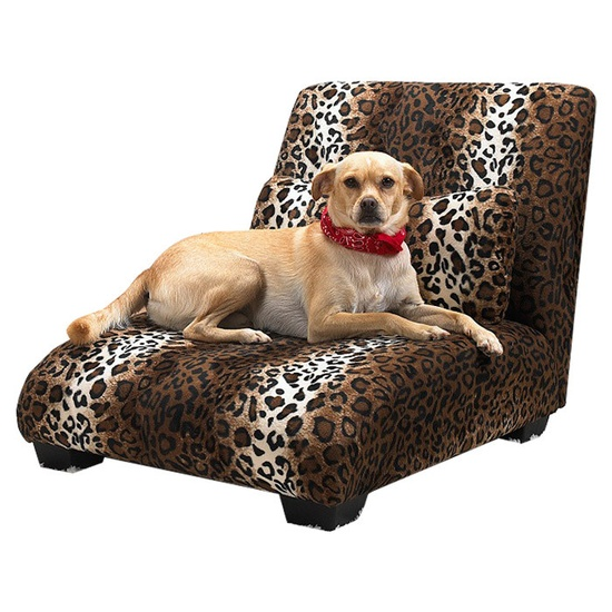 {Elliot Dog Chaise} that is one sexy bed for a pet...