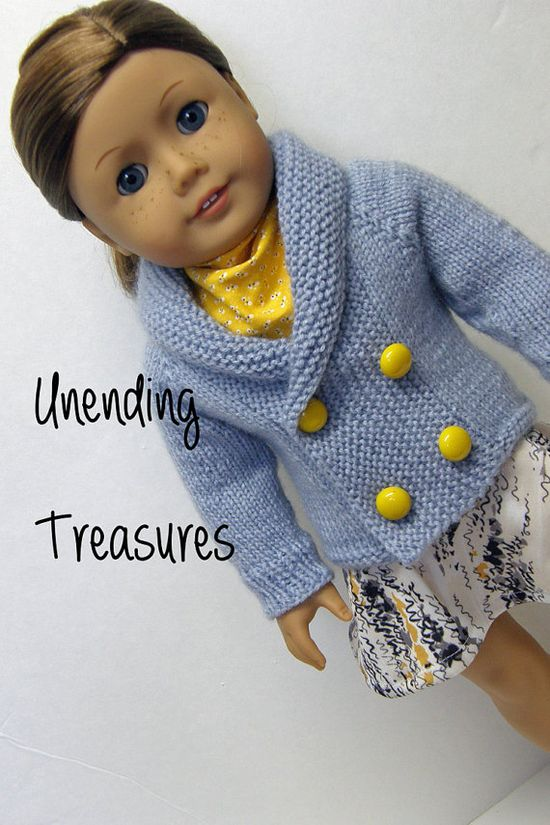 American Girl doll clothes 18 inch doll by Unendingtreasures, $30.00