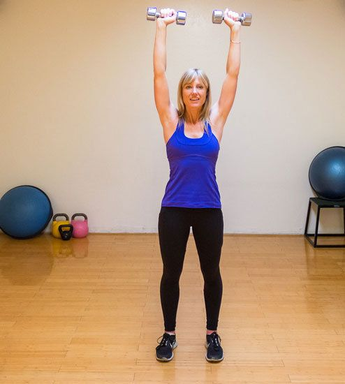 How to Do Burpees (aka Squat Thrusts) 3 Ways -Shape Magazine
