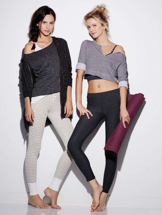 ASK SHOPBOP: WORK IT OUT