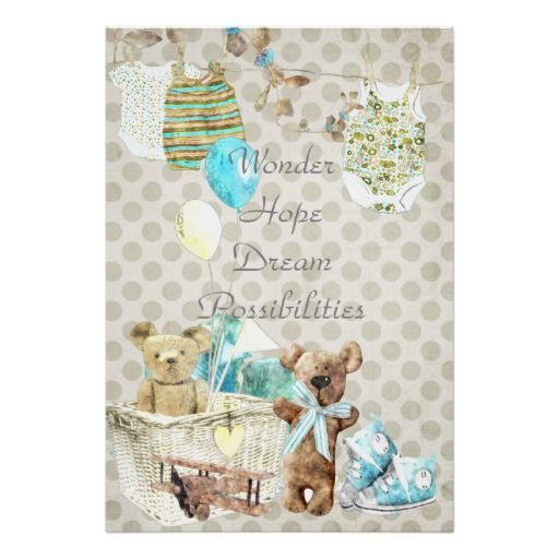 Baby Boy Toys Old Fashioned Nursery Poster #baby #nursery #posters