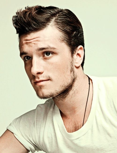 Josh. He actually looks kinda cool here.