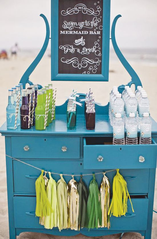 Mermaid Drink Bar