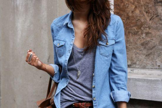 Really want a jean shirt