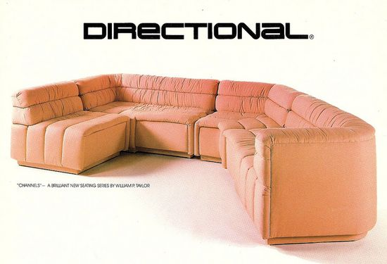 "Furniture for the home - ""Directional..."