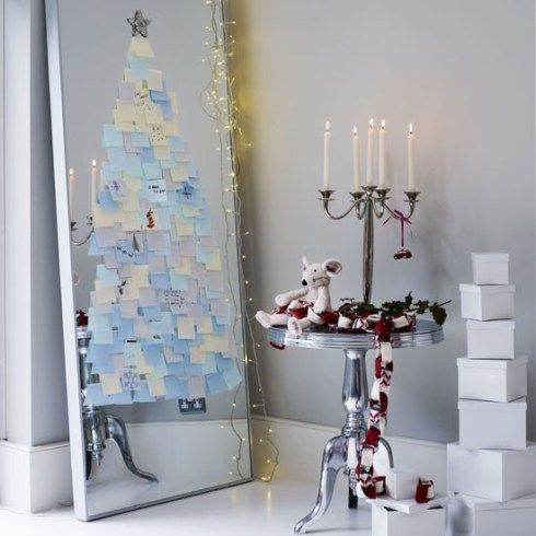 27 Diy christmas tree ideas - ideasforho.me/... -  #home decor #design #home decor ideas #living room #bedroom #kitchen #bathroom #interior ideas