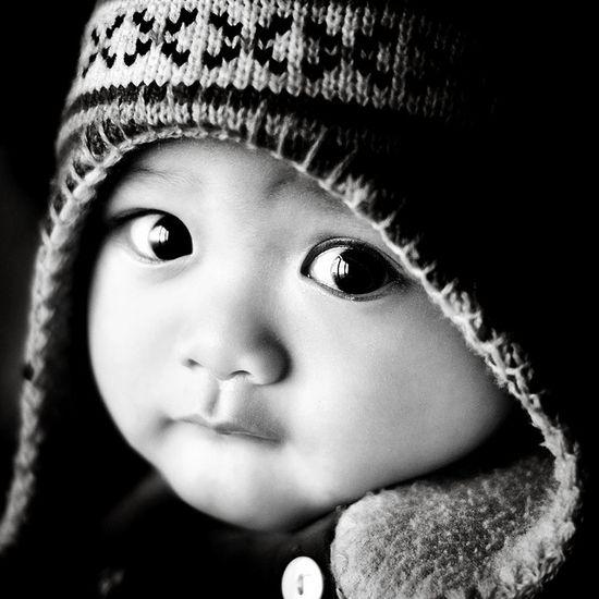 precious little face