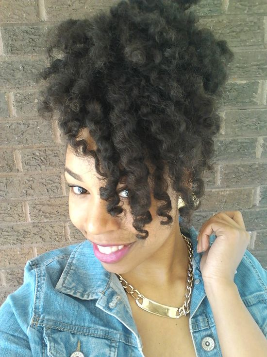 Tiffany // 3C/4A Natural Hair Style Icon  More Fashion at www.thedillonmall...  Free Pinterest E-Book Be a Master Pinner  pinterestperfecti...