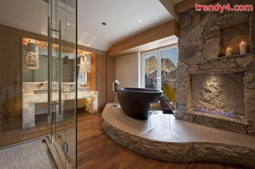 Fantastic Luxury Bathroom Design 2013