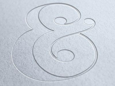 #Ampersand typography