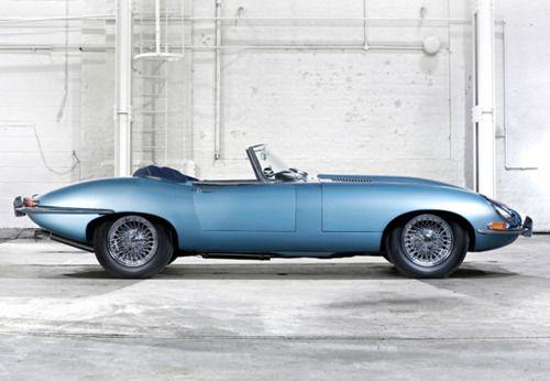 Jaguar XKE (1969)-my grandma had this car when I was little!! It was very fun!