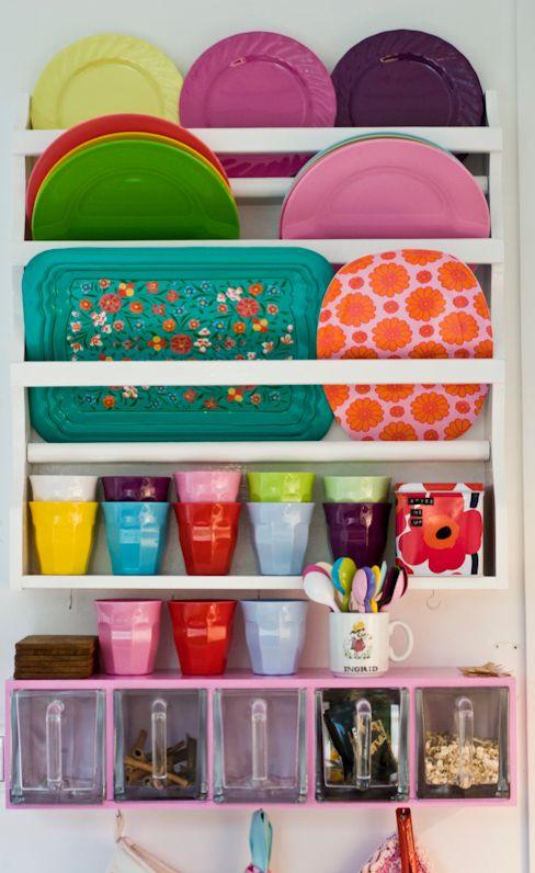 Lille Lykke: Kleurrijke spullen voor in de keuken