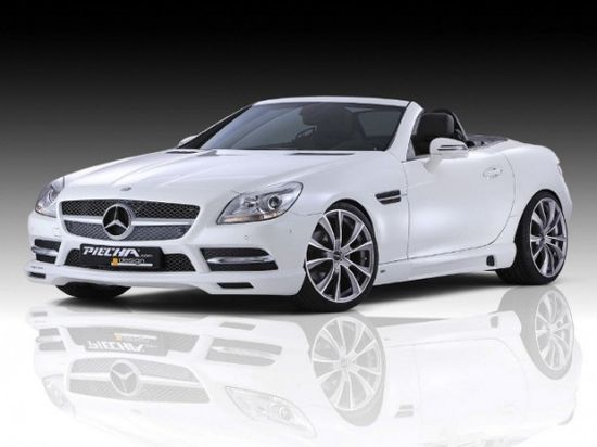 2012 Mercedes SLK #7 in best selling sports cars 2012! And you can see why! Ice Cool!