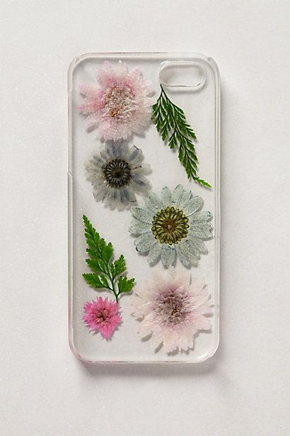 pressed daisies iphone 5 case rstyle.me/...